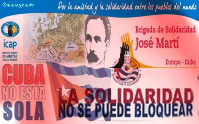 Brigada Europea de Solidaridad inicia programa en Cuba